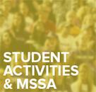 Student Activities & MSSA
